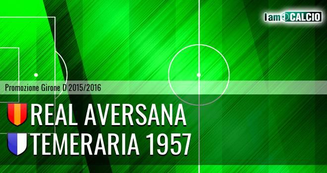 Real Aversana - Temeraria 1957