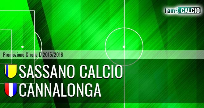 Sassano Calcio - Cannalonga