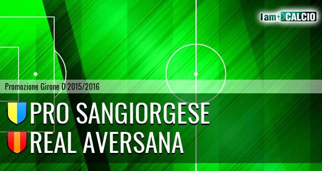 Pro Sangiorgese - Real Aversana