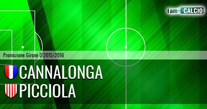 Cannalonga - FC Sarnese