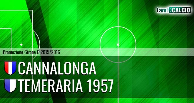 Cannalonga - Temeraria 1957