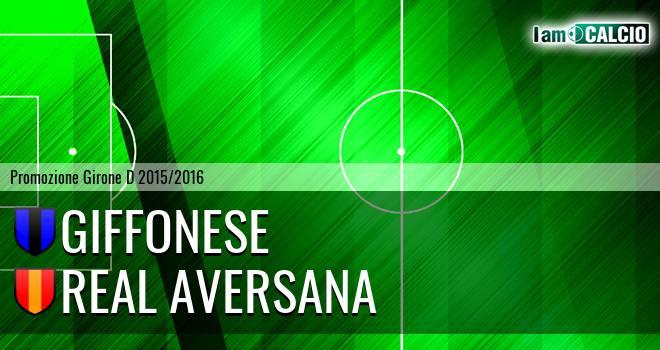 Giffonese - Real Aversana