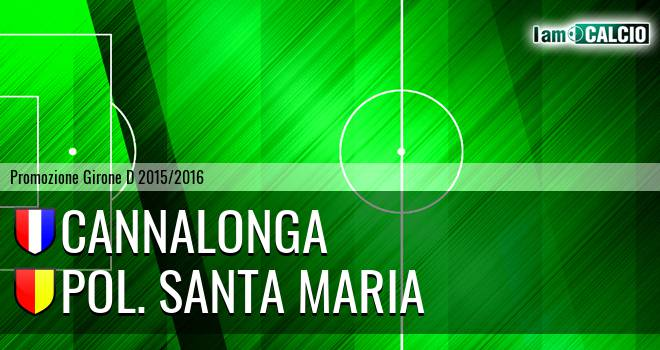 Cannalonga - Pol. Santa Maria