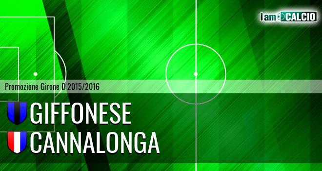 Giffonese - Cannalonga