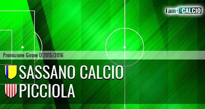 Sassano Calcio - FC Sarnese