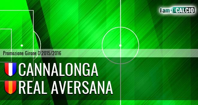 Cannalonga - Real Aversana