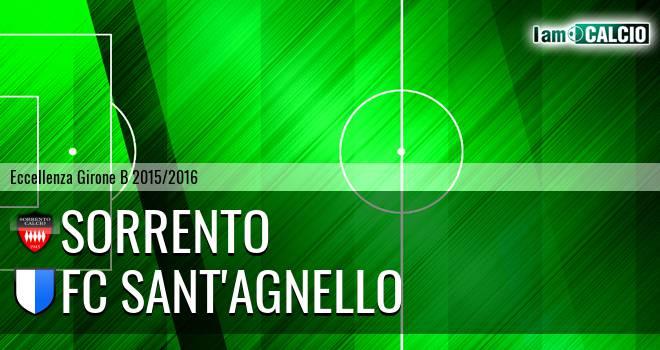 Sorrento - FC Sant'Agnello