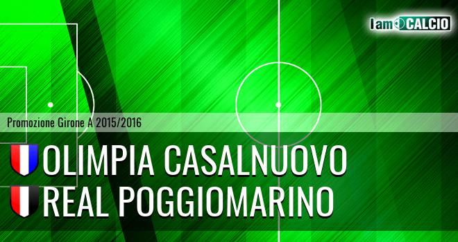 Madrigal Casalnuovo - Real Poggiomarino