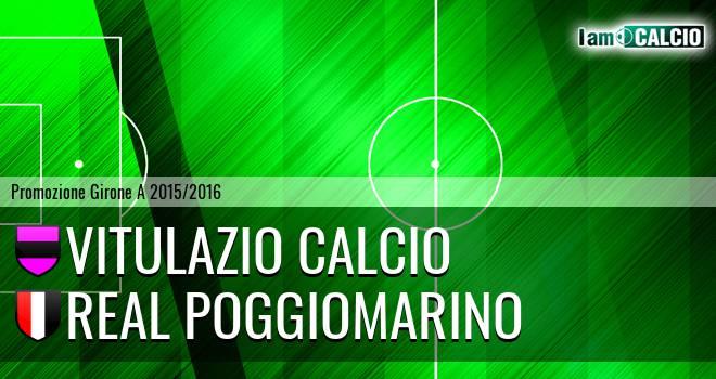 Vitulazio Calcio - Real Poggiomarino