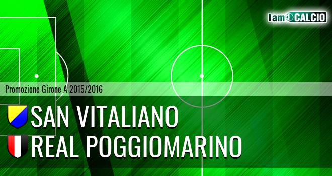 San Vitaliano - Real Poggiomarino