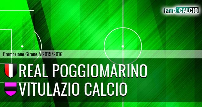 Real Poggiomarino - Vitulazio Calcio