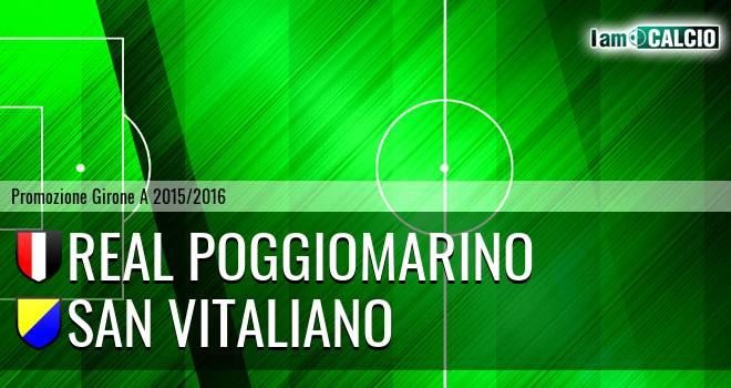 Real Poggiomarino - San Vitaliano