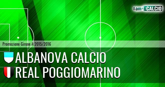 Albanova Calcio - Real Poggiomarino