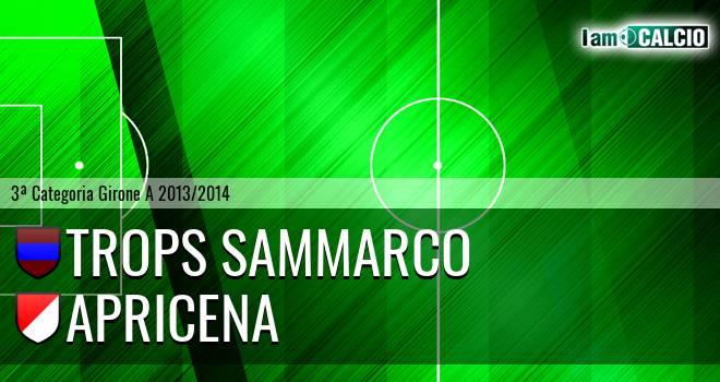 Trops Sammarco - Apricena
