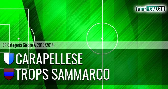 Carapellese - Trops Sammarco
