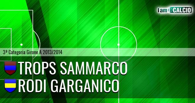 Trops Sammarco - Rodi Garganico