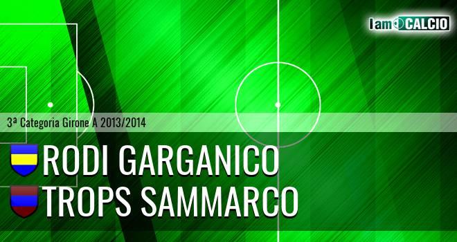 Rodi Garganico - Trops Sammarco