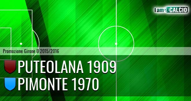 Puteolana 1909 - Pimonte 1970