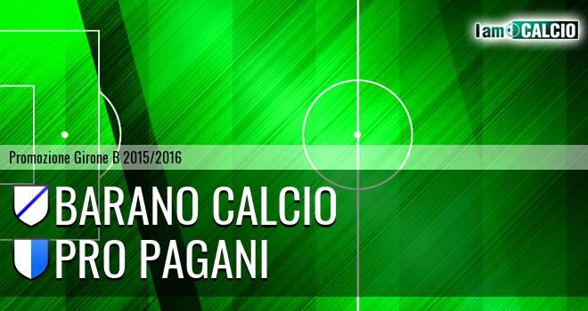 Barano Calcio - Atletico Pagani