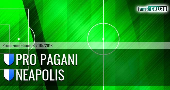 Atletico Pagani - Neapolis