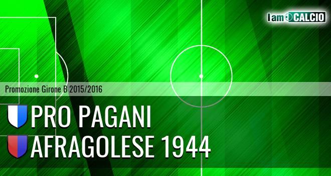 Atletico Pagani - Afragolese 1944