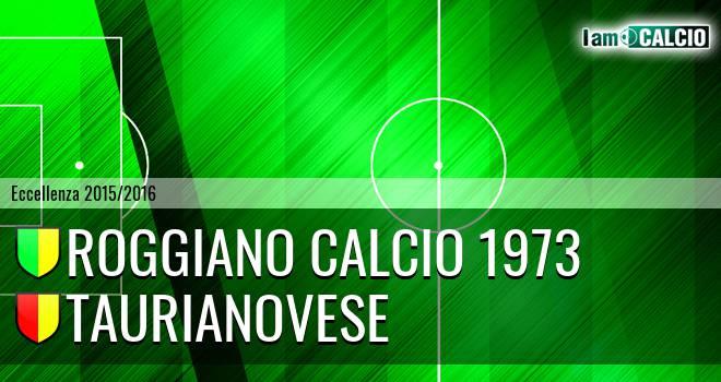 Roggiano Calcio 1973 - Asisport Taurianovese