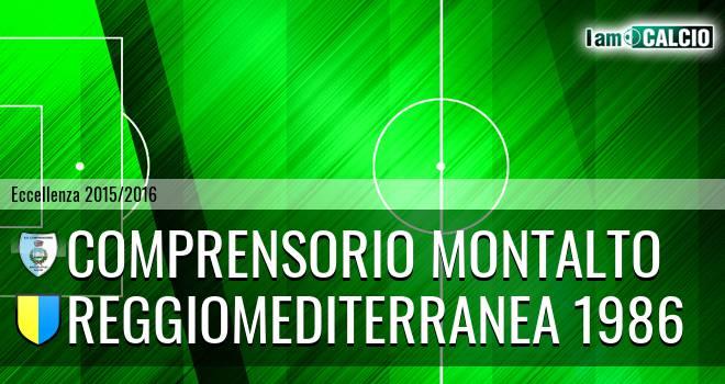 Comprensorio Montalto - Reggiomediterranea 1986