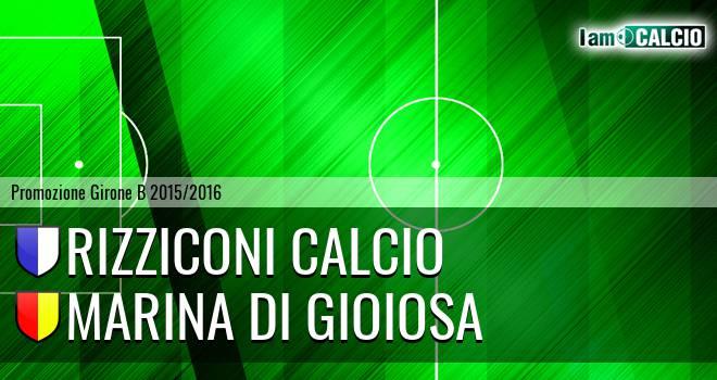 Rizziconi Calcio - Marina Di Gioiosa