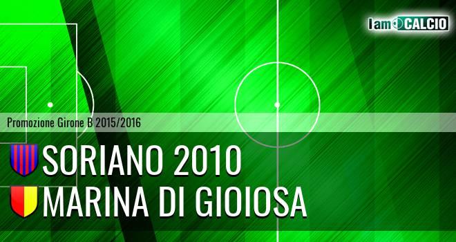 Soriano 2010 - Marina Di Gioiosa
