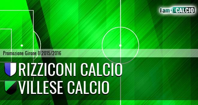 Rizziconi Calcio - Villese Academy