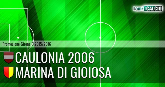 Caulonia 2006 - Marina Di Gioiosa