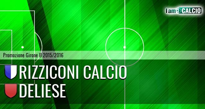 Rizziconi Calcio - Deliese