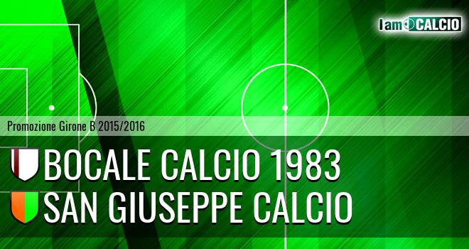 Boca Nuova Melito ADMO - San Giuseppe Calcio
