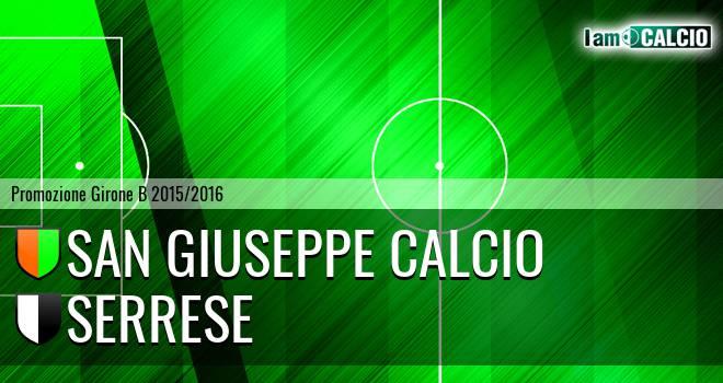 San Giuseppe Calcio - Serrese