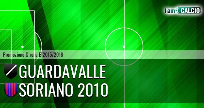 Guardavalle - Soriano 2010