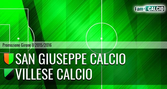 San Giuseppe Calcio - Villese Academy