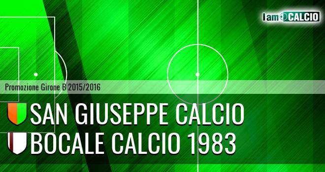 San Giuseppe Calcio - Boca Nuova Melito ADMO