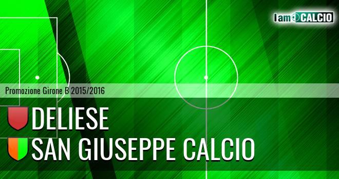 Deliese - San Giuseppe Calcio