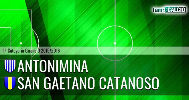 Antonimina - San Gaetano Catanoso
