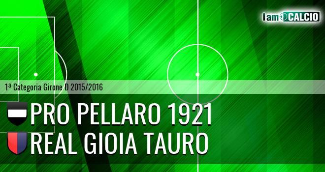 Pro Pellaro 1919 - Real Gioia Tauro