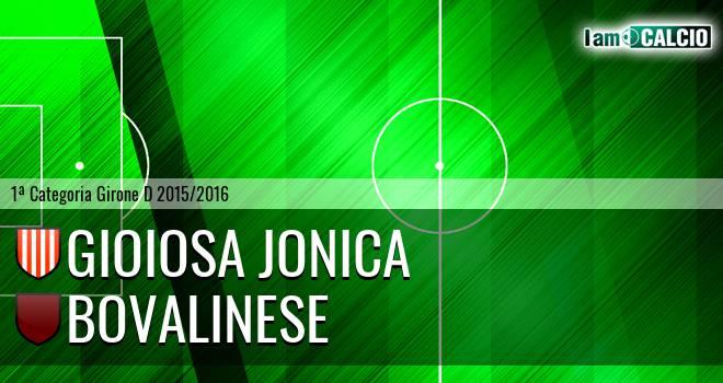 Gioiosa Jonica - Bovalinese
