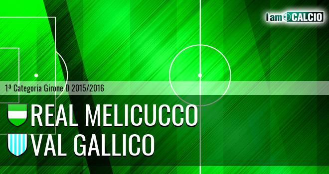 Melicucco Calcio - Val Gallico