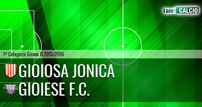 Gioiosa Jonica - Gioiese F.C.