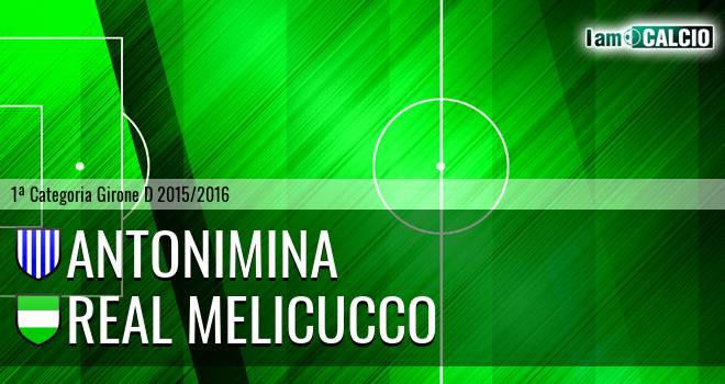 Antonimina - Melicucco Calcio