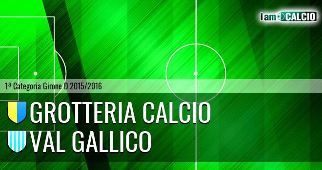 Grotteria Calcio - Val Gallico
