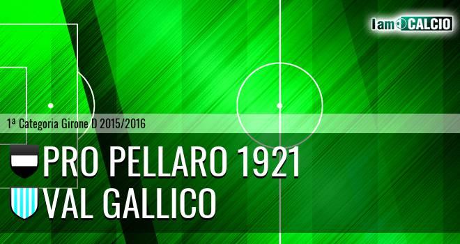 Pro Pellaro 1919 - Val Gallico