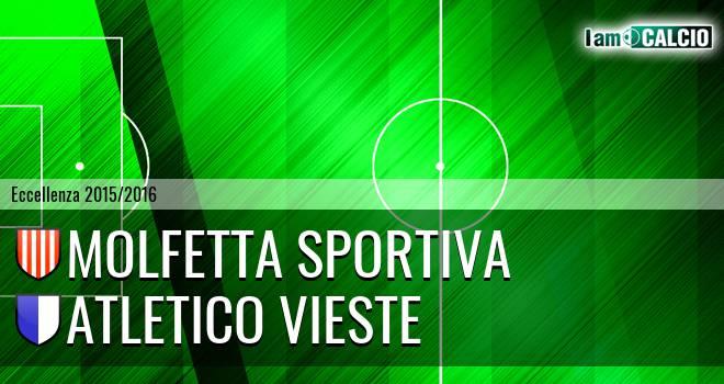 Molfetta Sportiva - Atletico Vieste