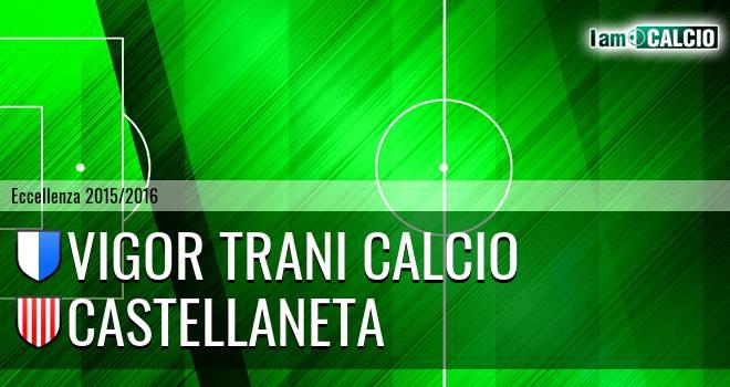 Vigor Trani Calcio - Castellaneta