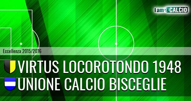Virtus Locorotondo 1948 - Unione Calcio Bisceglie