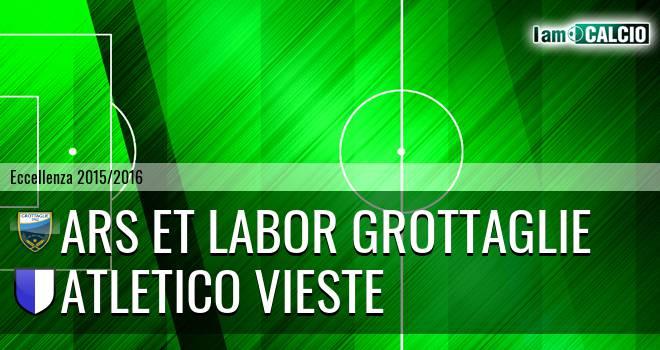 Ars et Labor Grottaglie - Atletico Vieste